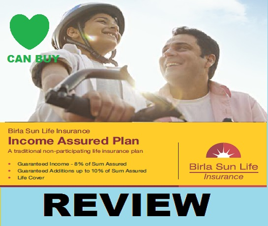 Birla Sun life Income Assured Plan