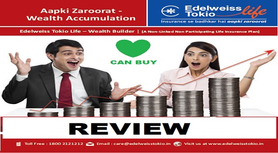 Edelweiss Tokio Life - Wealth Builder