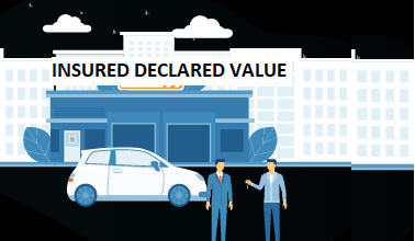 INSURED DECLARED VALUE